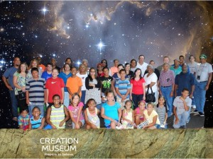 Creation Museum Youth Trip