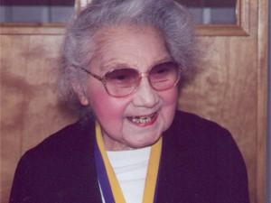 Sister Bernice Payne Borden
